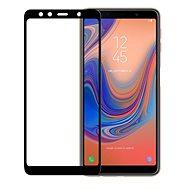 Odzu Glass Screen Protector E2E Samsung Galaxy A7 2018 készülékhez - Képernyővédő