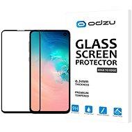 Odzu Glass Screen Protector E2E Samsung Galaxy S10e - Képernyővédő