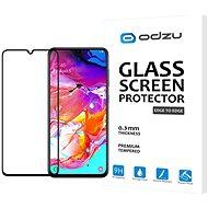 Odzu Glass Screen Protector E2E Samsung Galaxy A70 - Képernyővédő