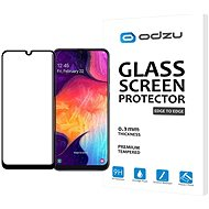 Odzu Glass Screen Protector E2E Samsung Galaxy A50 - Képernyővédő