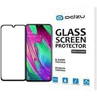 Odzu Glass Screen Protector E2E Samsung Galaxy A40 - Képernyővédő