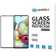 Odzu Glass Screen Protector E2E Samsung Galaxy A71 - Képernyővédő