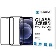 Odzu Glass Screen Protector Kit iPhone 12 Mini - Képernyővédő