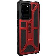 Mobiltelefon hátlap UAG Monarch Red Samsung Galaxy S20 Ultra - Kryt na mobil