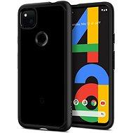 Telefon hátlap Spigen Ultra Hybrid Black Google Pixel 4a - Kryt na mobil