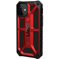 UAG Monarch Crimson iPhone 12 Mini - Mobiltelefon hátlap