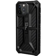 UAG Monarch Carbon Fiber iPhone 12/iPhone 12 Pro - Mobiltelefon hátlap