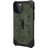 UAG Pathfinder Olive iPhone 12/iPhone 12 Pro - Mobiltelefon hátlap