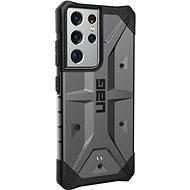 Mobiltelefon hátlap UAG Pathfinder Silver Samsung Galaxy S21 Ultra - Kryt na mobil