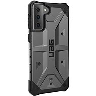 Mobiltelefon hátlap UAG Pathfinder Silver Samsung Galaxy S21+ - Kryt na mobil