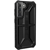 Telefon hátlap UAG Monarch Black Samsung Galaxy S21 - Kryt na mobil