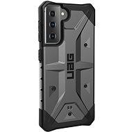 Mobiltelefon hátlap UAG Pathfinder Silver Samsung Galaxy S21 - Kryt na mobil