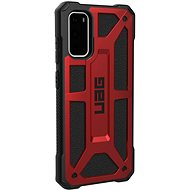 UAG Monarch Red Samsung Galaxy S20 - Mobiltelefon hátlap