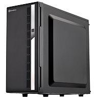 SilverStone CS380 fekete - Számítógépház