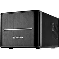 SilverStone CS280 fekete - Számítógép ház