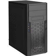SilverStone Precision PS13 fekete - Számítógép ház