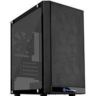 SilverStone Precision PS15B, fekete - Számítógép ház