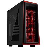 SilverStone Redline RL06BR-PRO fekete és piros