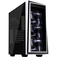 SilverStone Redline RL06WS-GP fekete-fehér