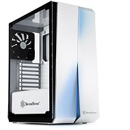 SilverStone Redline RL07B-G - fehér - Számítógép ház