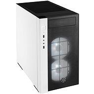 SilverStone Redline RL08 RGB - fehér - Számítógépház