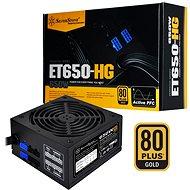 SilverStone Essential Gold ET650-HG 650W - PC tápegység