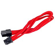 SilverStone PP07-IDE6R piros - Adatkábel