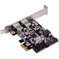 SilverStone EC04-E USB 3.0 - Bővítőkártya