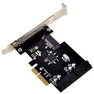 SilverStone ECU01 számítógép Bővítőkártya - Bővítőkártya