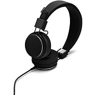 Urbanears Plattan II fekete - Fej-/fülhallgató