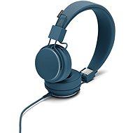 Urbanears Plattan II kék - Mikrofonos fej-/fülhallgató