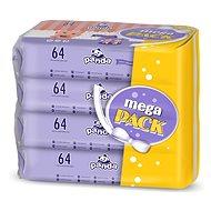 PANDA 4 x 64 db - Baba törlőkendő