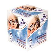 LINTEO Nedves szemüvegtisztító kendő (50 db) - Tisztítókendő