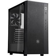 SilverStone FARA R1 fekete - Számítógépház