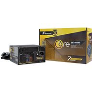 Seasonic Core GC 650W Gold arany