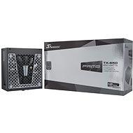 Seasonic Prime Ultra 650 W Titanium - PC tápegység