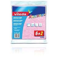 VILEDA Style univerzális törlő 6 + 2 db - Törlőkendő