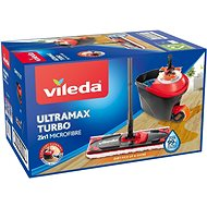VILEDA Ultramat TURBO + Ajax - Felmosó