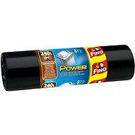 FINO Power 240 l, 8 db - Szemeteszsák