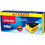 VILEDA Glitz szivacs 2 + 1db - Szivacs