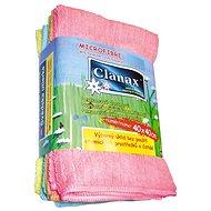 CLANAX Towel Svéd törlőkendő, 40 x 40, 5 db - Törlőkendő