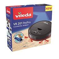 VILEDA VR201 PetPro cleaning robot - Robotporszívó