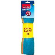 VILEDA Colors XL Mikroszövet törlőkendő (4 db) - Törlőkendő