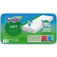 SWIFFER seprőgép tisztító kendők 10 db - Csere felmosófej