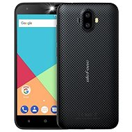 UleFone S7 Pro 2 Black + 16 GB DS gsm - Mobiltelefon