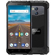 UleFone Armor X Dual SIM 16GB fekete - Mobiltelefon