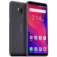 UleFone Power 3L, fekete - Mobiltelefon