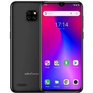 UleFone Note 7, fekete - Mobiltelefon
