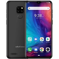 Ulefone Note 7P, fekete - Mobiltelefon