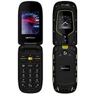 UleFone Armor Flip, fekete - Mobiltelefon